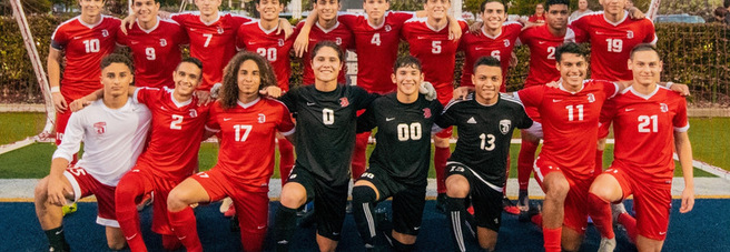 Cover photo of the 2018-2019 BOYS VARSITY SOCCER SENIOR NIGHT album