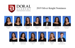 2019 SILVER KNIGHTS NOMINEES