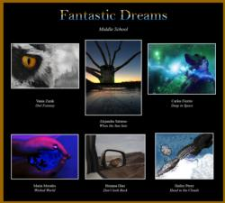 Photography Achievements: Fantastic Dreams