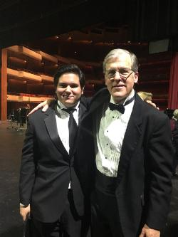 Congratulations to Christoper Alfonso; All-State Concert Chorus