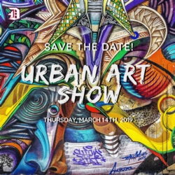 SAVE THE DATE! URBAN ART SHOW COMING SOON!