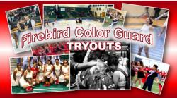 ATTENTION: Color Guard tryouts!