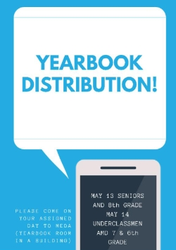 YEARBOOK DISTRIBUTIONS